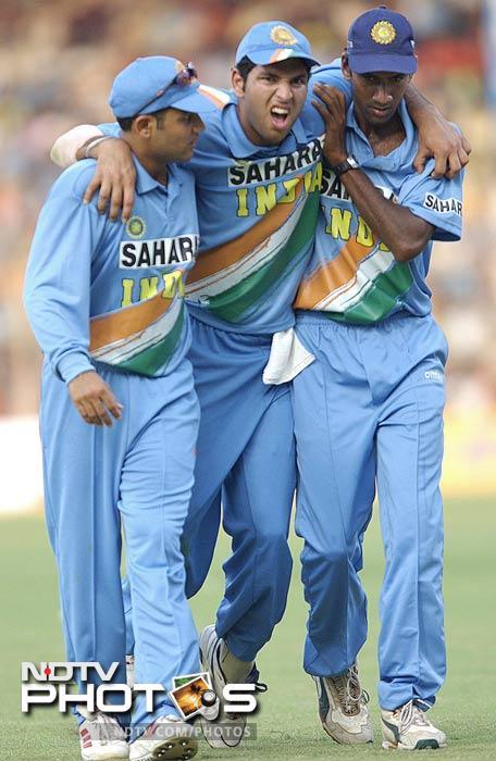 Yuvraj Singh: From testing times to Test return