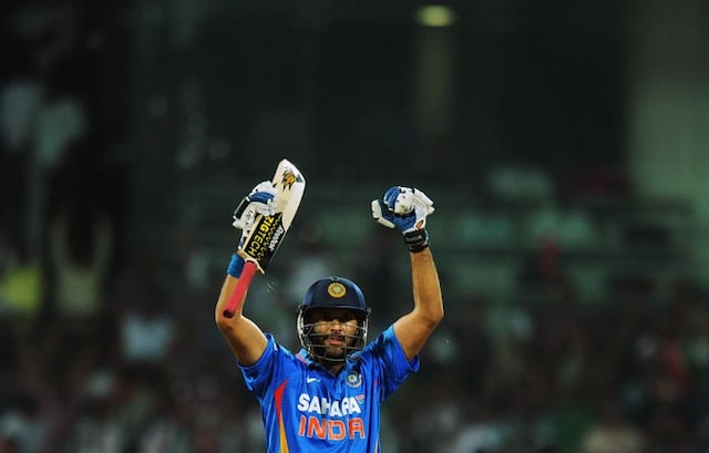 Yuvraj named Man of the World Cup