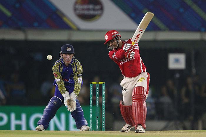 CLT20: Kings XI Punjab Top Group B Unbeaten with 7-Wicket Win vs Cape Cobras