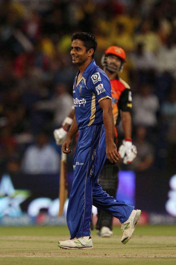 IPL 7: Ajinkya Rahane guides Rajasthan Royals to victory vs Sunrisers Hyderabad