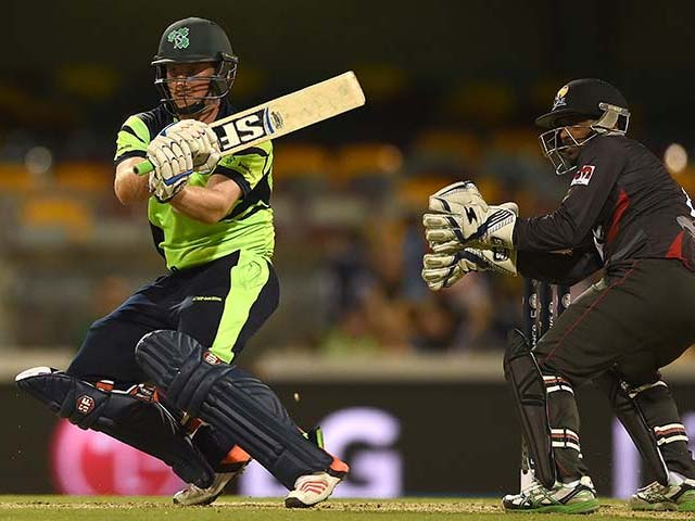 World Cup: Ireland Scrape Past UAE by 2 Wickets
