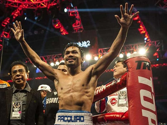 Floyd Mayweather Jr vs Manny Pacquiao: A Fight to the Finish