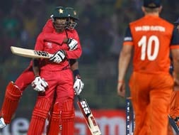 World T20: Zimbabwe beat Netherlands to stay alive; Ireland crush UAE