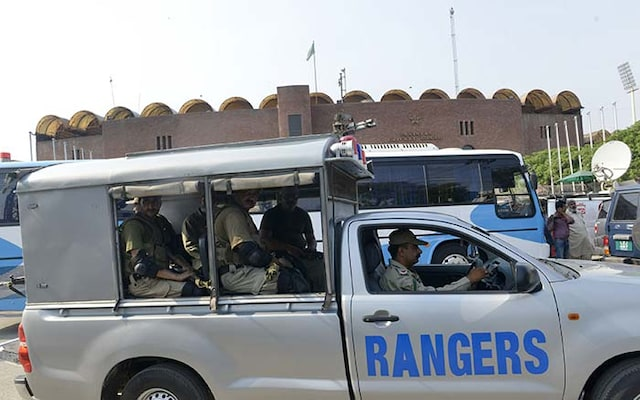 Zimbabwe Cricketers Arrive in Pakistan, Given Unprecedented Security