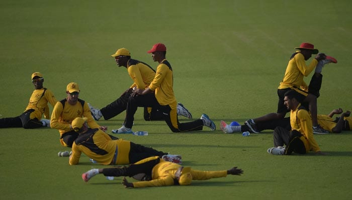 Zimbabwe Cricketers Train Under Heavy Security Cover in Pakistan
