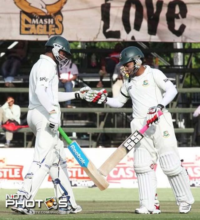 2nd Test: First win for Bangladesh in Zimbabwe