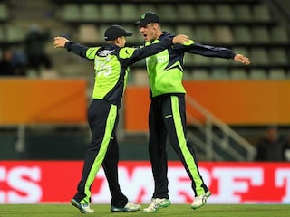 World Cup: Ireland Overcome Zimbabawe to Stay in Hunt for Quarters