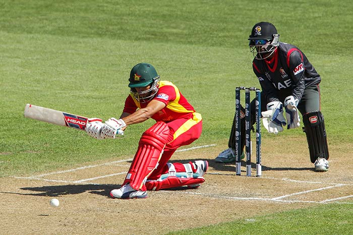 World Cup: Zimbabwe Seal Thrilling Win Over UAE