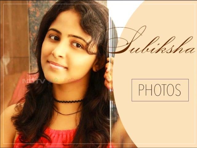 நடிகை சுபிக்ஷா-வின் அழகிய போட்டோ கேலரி