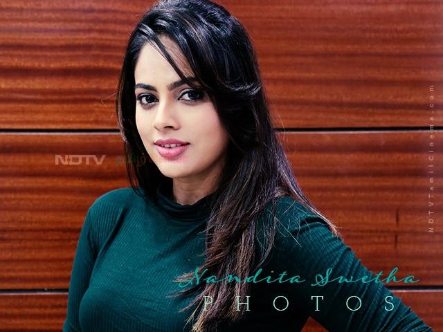 நடிகை நந்திதா ஸ்வேதாவின் ஃபோட்டோ கேலரி