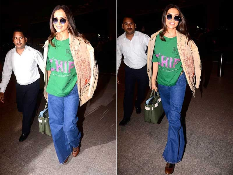 Drop Everything And Check Out Deepika Padukone's Jacket. And Drool