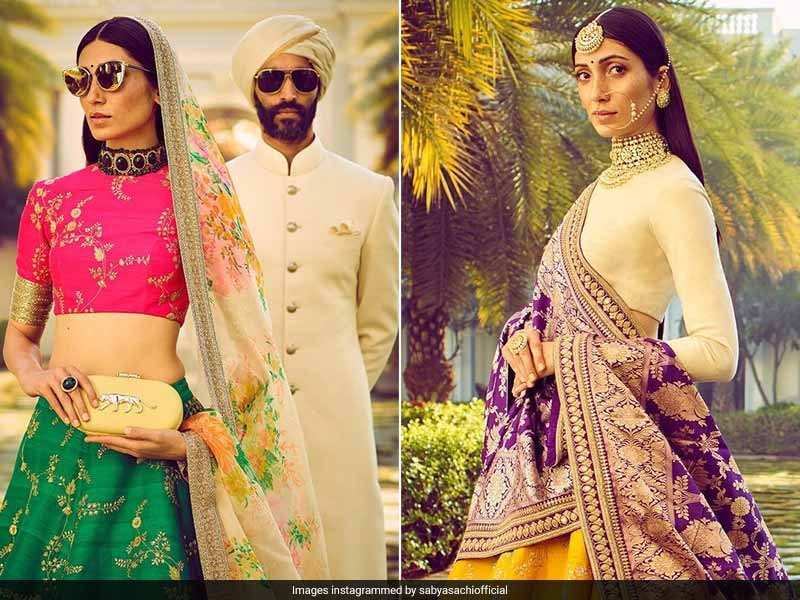 Sabyasachi's New Collection Is Every Summer Bride's Dream