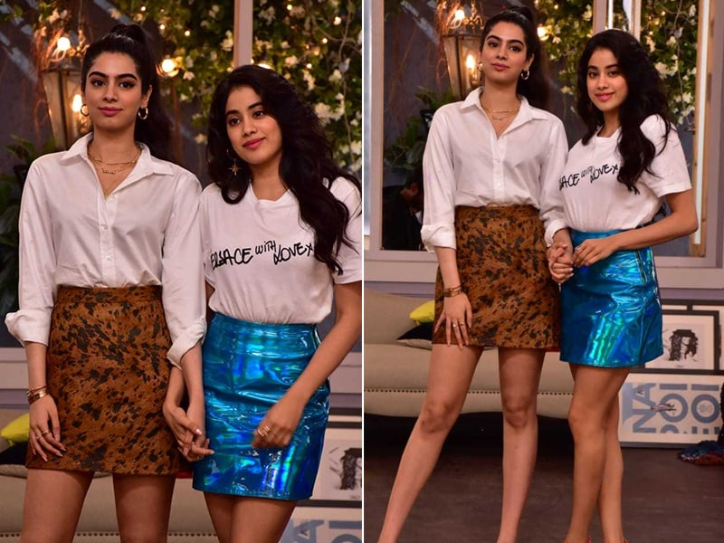 Dress To Kill In Statement Skirts, Like Janhvi And Khushi Kapoor. 7 Glam Options