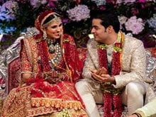 Video : Akash Ambani and Shloka Mehta's Dazzling Wedding