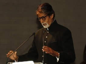 I feel very humbled, very privileged: Amitabh Bachchan