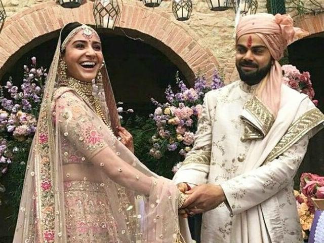Virat-Anushka's Band Bajaa Baaraat: Viral Videos From Wedding Of The Year