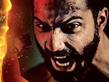 The Angry, 40-Year-Old Varun Dhawan of Badlapur
