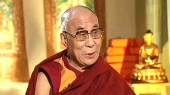 Video : Moral principles being neglected: Dalai Lama