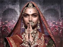Video : For <i>Padmavati</i>, Drama Off-Screen