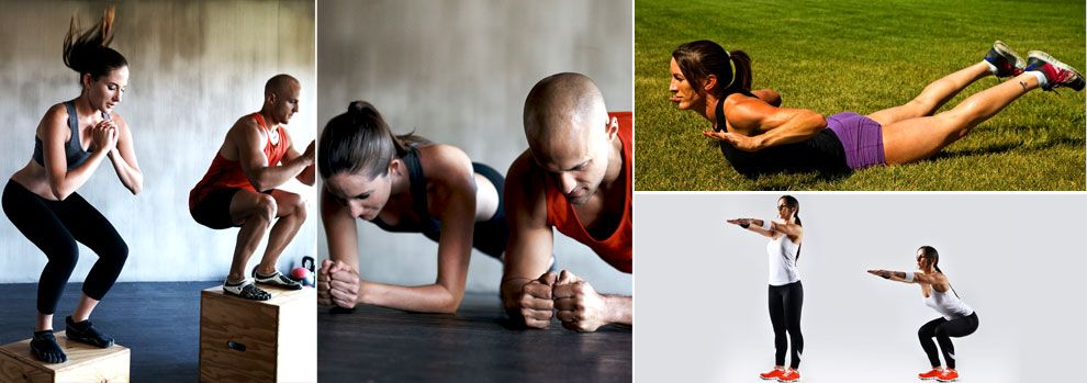 Shape Up: Top 6 No-Equipment Exercises You Can Do at Home