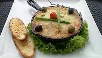 Grilled Vegetable Lasagne