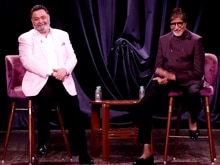 Video: <i>102 Not Out</i>'s Amitabh Bachchan And Rishi Kapoor Share Many Priceless Memories
