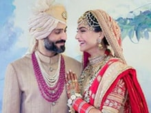 Video : Star Guests And All The Fun From Sonam's Wedding