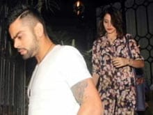 Video: Virat and Anushka: A Love Story