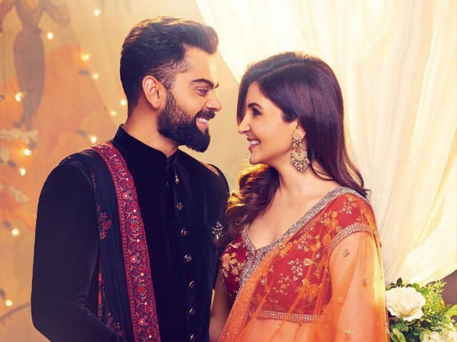 Anushka And Virat In Yet Another Viral-Worthy Pic