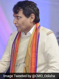 Approved. Suresh Prabhu Clears Rail Project In This State In 3 Minutes