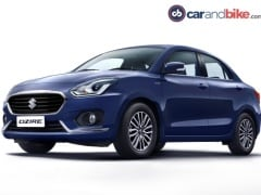 Here It Is, The All New Maruti Suzuki Dzire