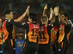 IPL: SRH Consolidate 3rd Place In Table With 26-Run Win Over KXIP