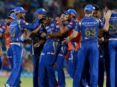 IPL 2017: Bumrah Helps Mumbai Beat Gujarat By 5 Runs In Super Over
