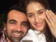 Zaheer Khan Gets Engaged To Chak De India Actress Sagarika Ghatge