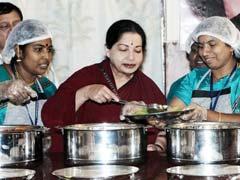 1 रु में इडली और 5 रु में सांभर-चावल 'खिलाकर' लोगों के दिल में और गहरे से बस गई थीं जयललिता