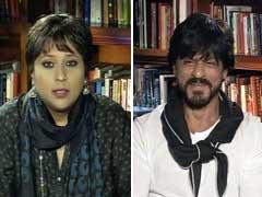 अवॉर्ड लौटाने वाले लोग हिम्मती, मैं उनके साथ हूं : शाहरुख खान