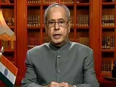 President Pranab Mukherjee's Speech On Eve Of Republic Day: Full Text
