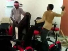 Angry Chilly Farmers In Telangana Go On Rampage, Break ACs, Fans