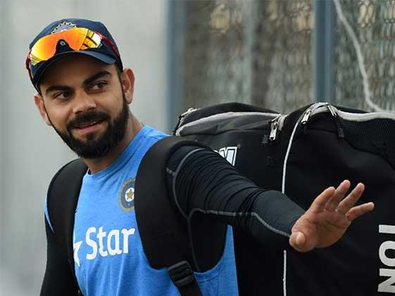 Kohli Feels Fresh After Break, Says Team Ready For Wankhede Test