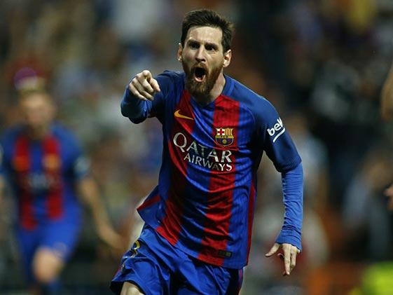 Lionel Messi Wins El Clasico For Barcelona With Last-Minute Winner
