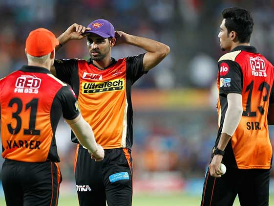 You Can't Afford To Lose The Swing, Says Bhuvneshwar Kumar