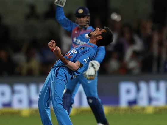 Yuzvendra Chahal's Dream Spell Powers India To Series Win Over England