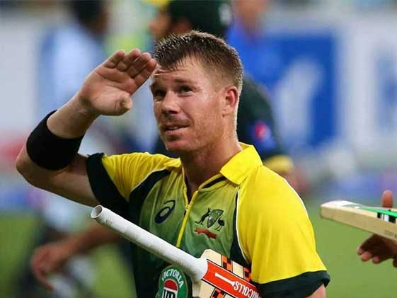 Warner Surpasses Ponting In Most Tons In a Year List For Australia