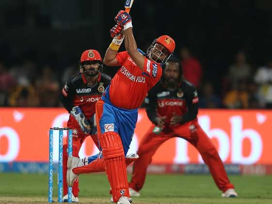 IPL 2017: Gujarat Notch Up 7-Wicket Win Over Bangalore