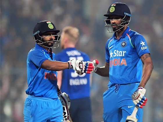 Jadhav, Pandya's Show Bodes Well For Champions Trophy: Kohli