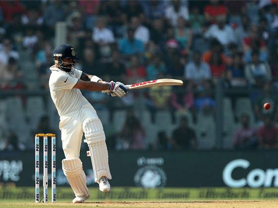 4th Test: Virat Kohli's 147* Helps India Take 51-Run Lead vs England