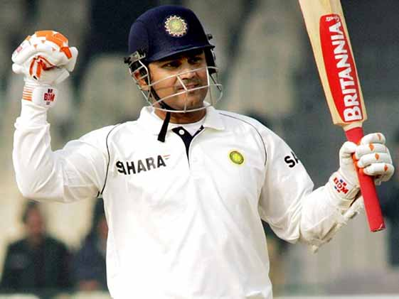 Sehwag Trolls Pakistan Team On 11th Year Of Lahore Double Ton