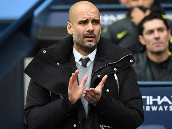 Pep Guardiola Rules Out Return To Barcelona