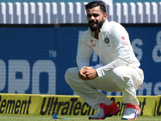 Not Sure Kohli Knows How to Spell 'Sorry', Jibes CA Chief