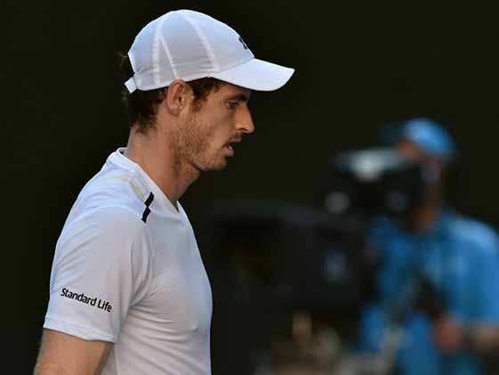 Andy Murray Knocked Out Of Australian Open By Mischa Zverev